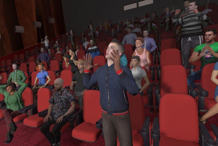 juichend publiek presentatieangst